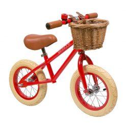 Bicicleta sin pedales para niños.