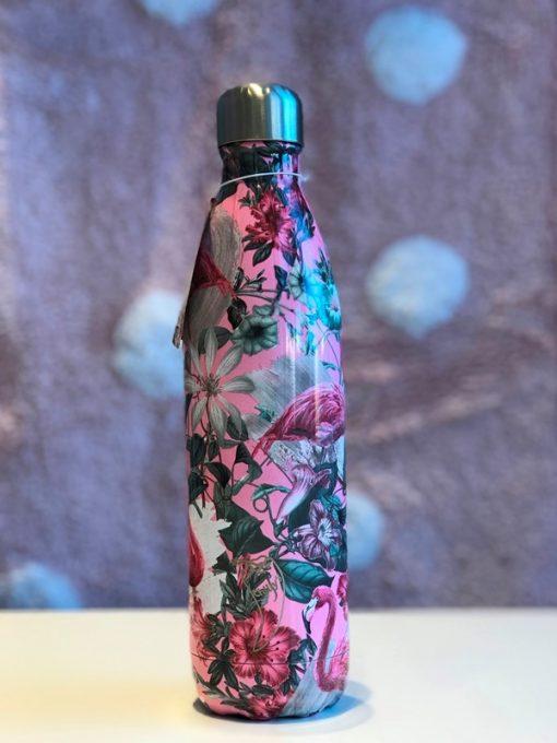 Botella Chillys Flamingo 750