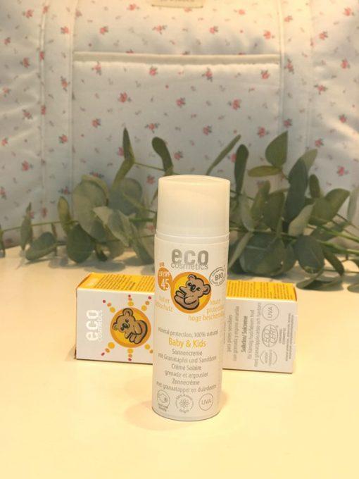 Protector solar ecologico Ecocosmetics