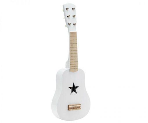 Guitarra Blanca Kidsconcept