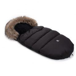 Saco Invierno Negro Cottonmoose