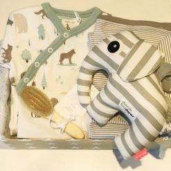 Canastilla regalo para bebes