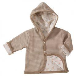 Chaqueta Deer algodón bebé, Ropa bebe algodon.