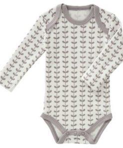 Body algodon de bebé.