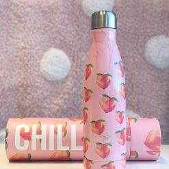 Botella termo Chillys Peach
