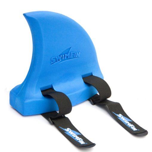 aleta tiburon swinfin azul