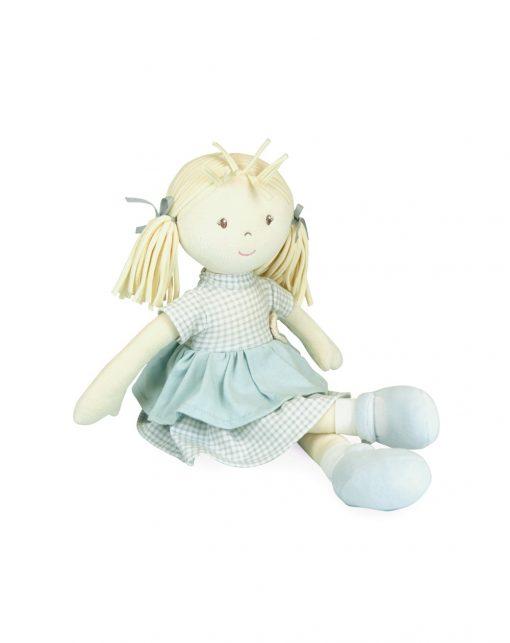 Muñeca de tela Neva