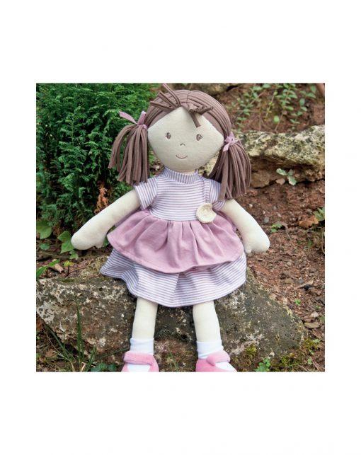 muñeca de tela Brook