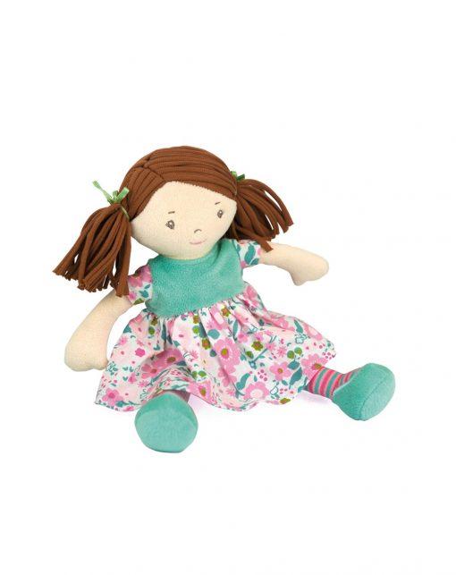Muñeca de tela Katty pequeña