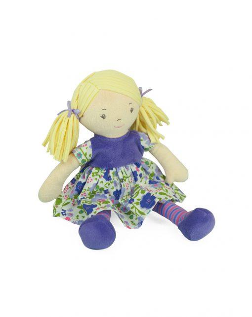 Muñeca de tela Peggy