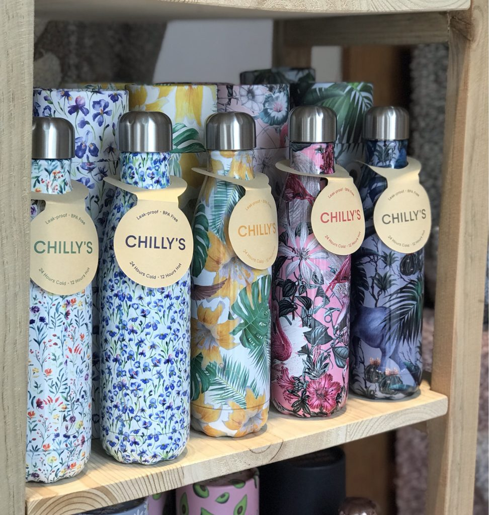 Botellas Chilly´s
