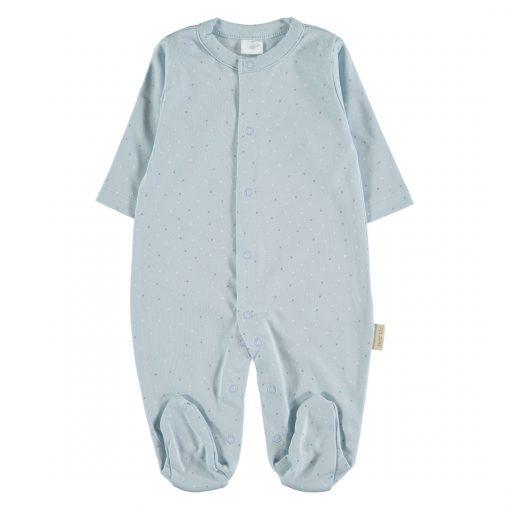 Pijama Plumeti de algodón Petit Oh! Sky