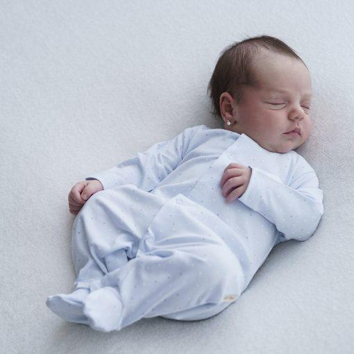 Ropa bebé de algodón